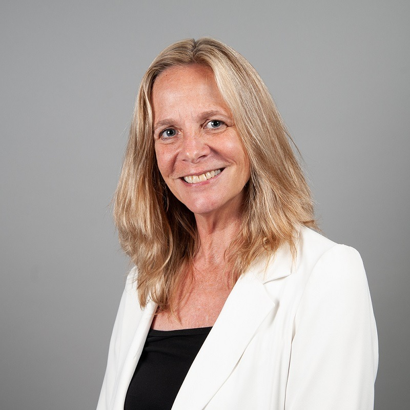 Head shot of Sarah Armstrong, Executive Director