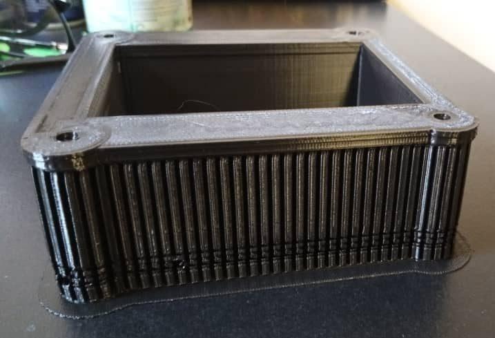 3D Printed casing